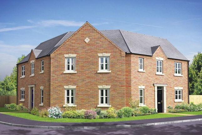 Thumbnail Semi-detached house for sale in Foxwood Chase, Huncoat, Accrington