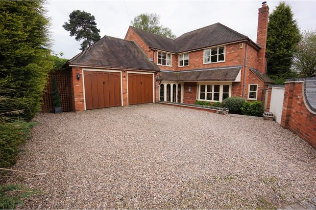 Thumbnail Detached house for sale in Morningside, Sutton Coldfield