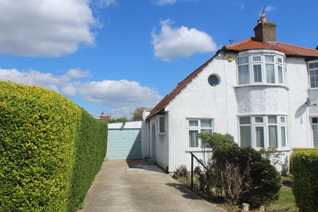 Thumbnail Semi-detached house to rent in Windsor Avenue, Hillingdon, Middlesex