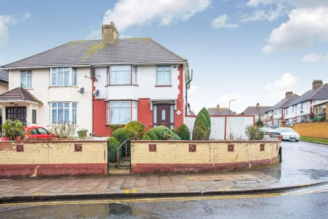 Thumbnail Semi-detached house for sale in Ealing Road, Wembley, London, Uk