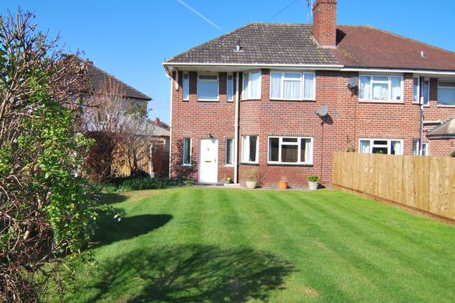 Thumbnail Semi-detached house for sale in Armscroft Place, Barnwood, Gloucester