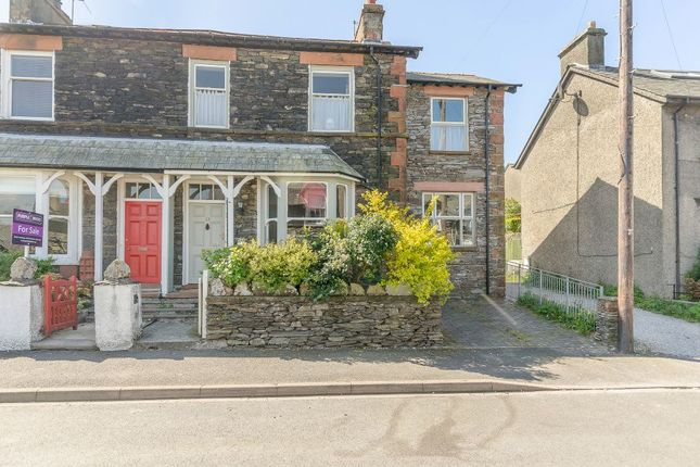 Thumbnail Semi-detached house for sale in Thornthwaite Road, Windermere, Cumbria
