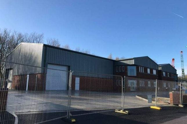 Thumbnail Light industrial to let in Lydford Road, Meadow Lane Industrial Estate, Alfreton, Derbyshire