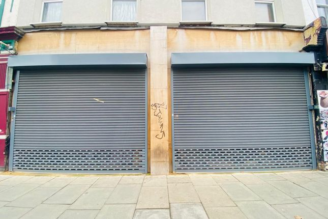 Thumbnail Commercial property to let in Goldhawk Road, London
