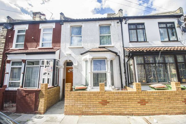 Thumbnail Terraced house for sale in Waghorn Road, Plaistow