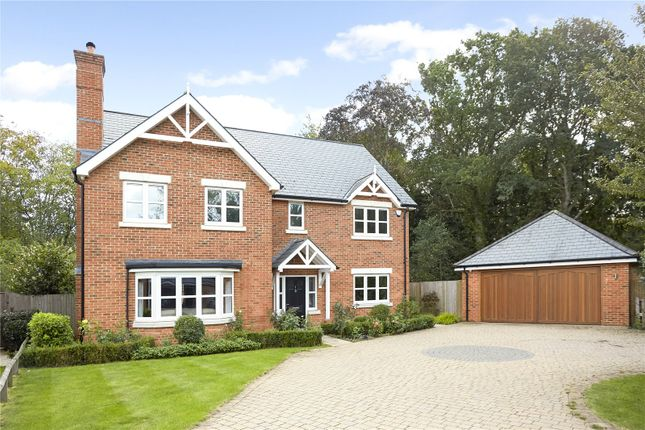 Thumbnail Detached house for sale in Bluebird Gate, Charlwood, Horley, Surrey
