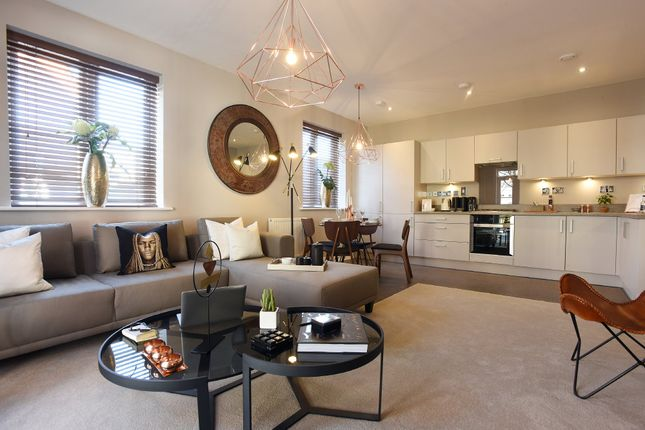 Thumbnail Flat for sale in Waddesdon House, Gorcott Lane, Dickens Heath