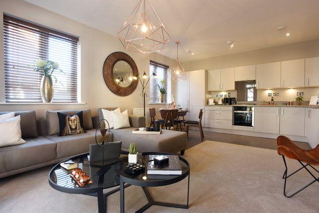 Flat for sale in Waddesdon House, Gorcott Lane, Dickens Heath