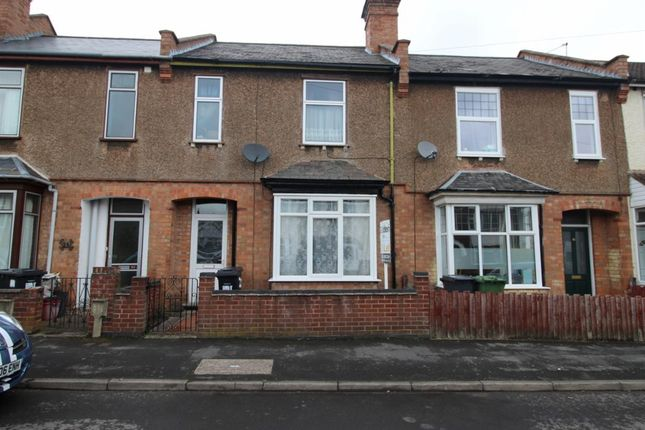 Thumbnail 3 bedroom terraced house to rent in Llewellyn Road, Leamington Spa