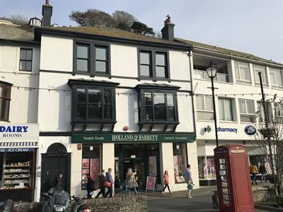 Thumbnail Commercial property for sale in The Old Post Office, Fore Street, Looe, Cornwall