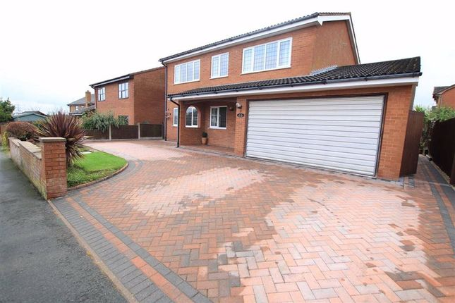 Thumbnail Detached house for sale in Bryn Gwyn, Flint, Flintshire