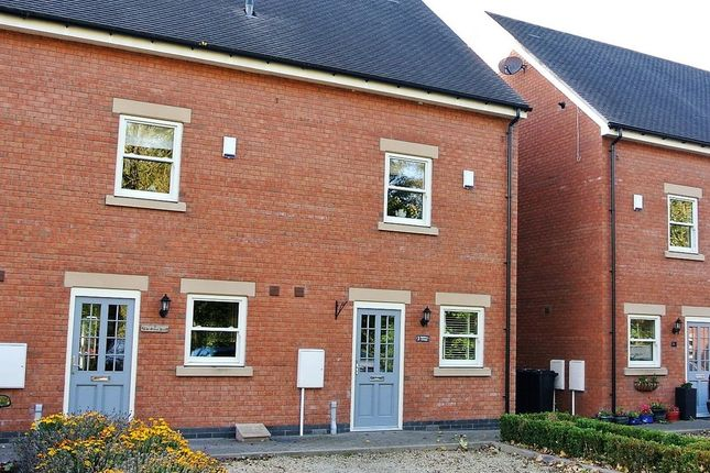 Thumbnail Town house to rent in Oakhurst Court, Shenstone, Lichfield