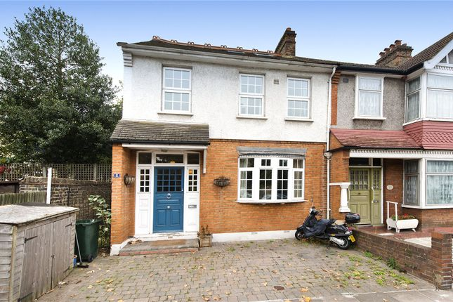 Thumbnail End terrace house for sale in Manor Road, Richmond