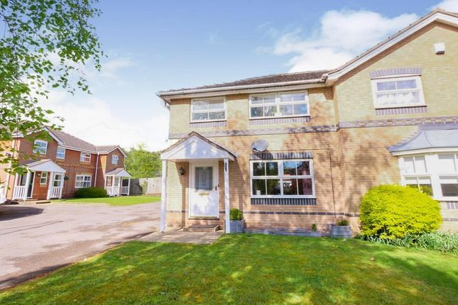 Thumbnail Semi-detached house to rent in Goodwood Grove, York