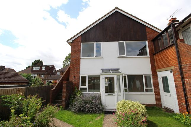 Thumbnail Maisonette to rent in Manor Lodge, Manor Road, Guildford