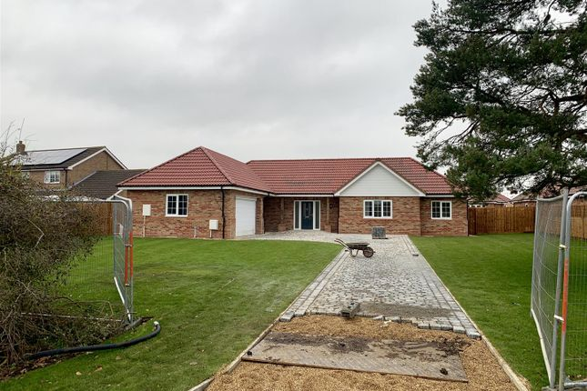 Thumbnail Detached bungalow for sale in The Hawthorn, Tower Drive, Woodhall Spa