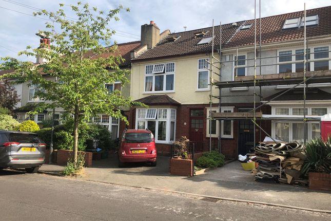 Thumbnail Terraced house to rent in Longmead Avenue, Bristol
