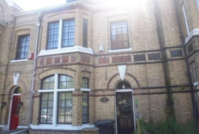 Thumbnail Flat to rent in Faulkner Road, Newport