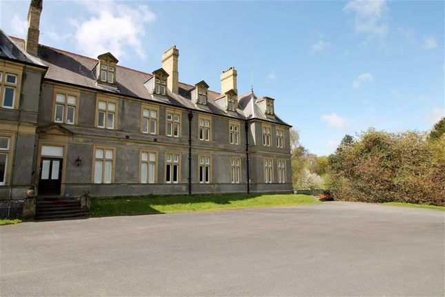 Thumbnail Terraced house for sale in Crosswood Park, Aberystwyth, Ceredigion