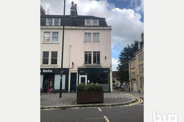 Thumbnail Retail premises for sale in Ground & First Floor, 21 Walcot Buildings London Road, Bath