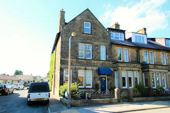 Thumbnail Town house for sale in King Street, Pateley Bridge, Harrogate