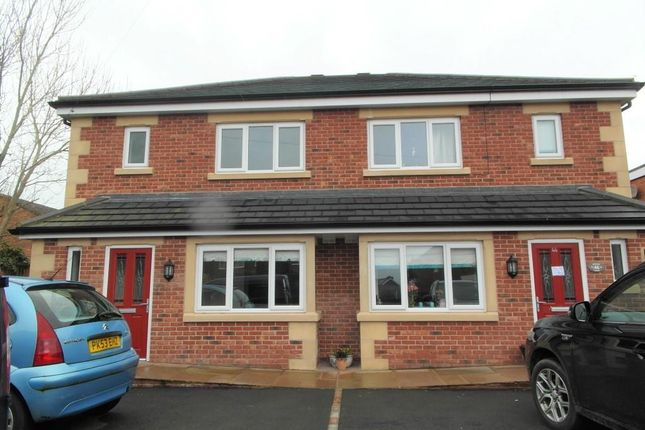 Thumbnail Semi-detached house to rent in Bonds Lane, Garstang, Preston
