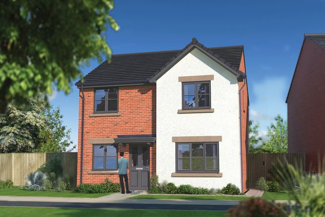 Thumbnail Detached house for sale in Wigton Road, Carlisle