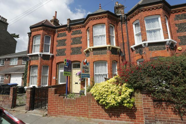 Thumbnail Terraced house for sale in Ellington Road, Ramsgate