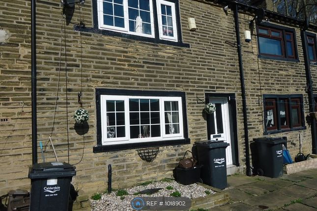 2 bed terraced house to rent in Hough, Halifax HX3
