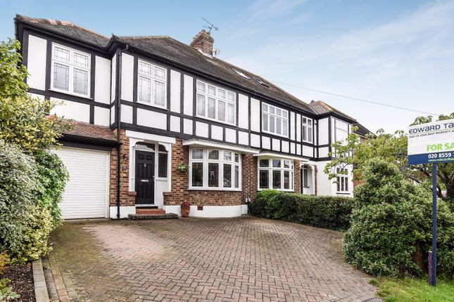 5 bed semi-detached house for sale in Forest Edge, Buckhurst Hill