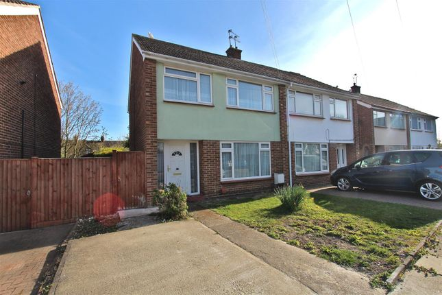 3 bed semi-detached house for sale in Swan Close, Sittingbourne ME10