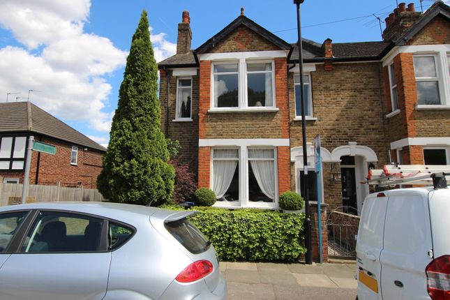 Thumbnail End terrace house for sale in Holtwhite Avenue, Enfield