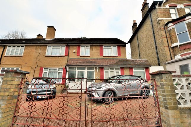 Thumbnail Semi-detached house for sale in Montrell Road, Streatham