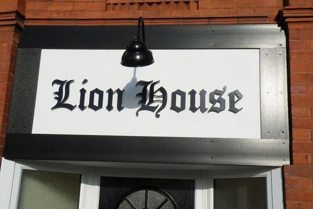 Apartment 2, Lion House, Middlewich CW10