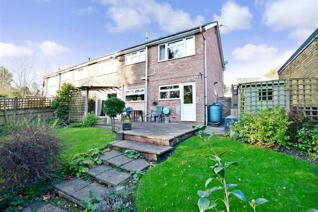 Thumbnail Semi-detached house for sale in Jonas Drive, Wadhurst, East Sussex