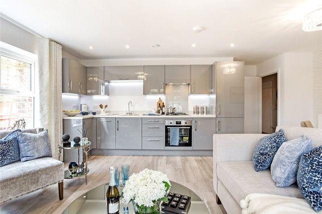 1 bed flat for sale in Hersham Road, Hersham, Walton On Thames, Surrey KT12