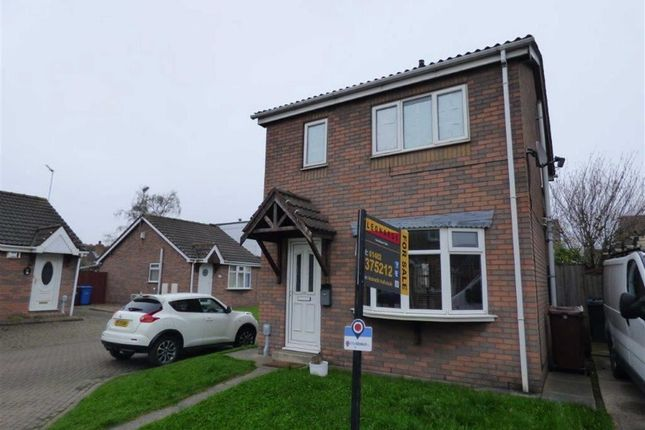 Thumbnail Detached house for sale in Alderson Mews, Williamson Street, Hull, East Yorkshire