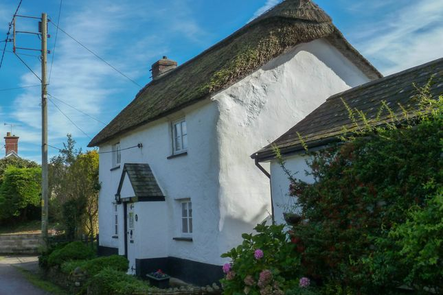 Thumbnail Cottage for sale in Wrafton, Braunton
