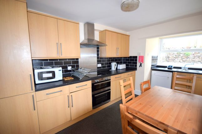 Thumbnail Terraced house to rent in Well Street, Exeter