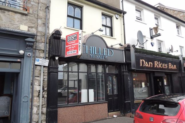 Thumbnail Property to rent in Francis Street, Newry