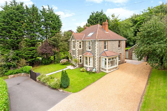 Thumbnail Detached house for sale in Caswell Lane, Clapton In Gordano, Bristol
