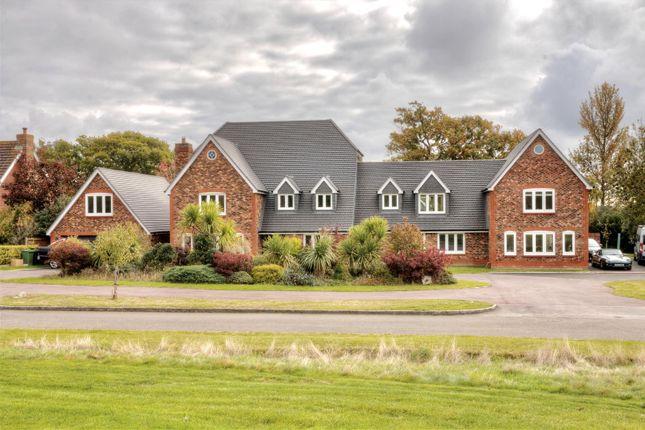 Thumbnail Detached house for sale in Skylark Meadows, Fareham