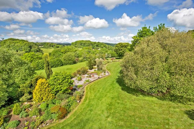 Garden And Views of Hawkmoor Parke, Bovey Tracey, Newton Abbot TQ13