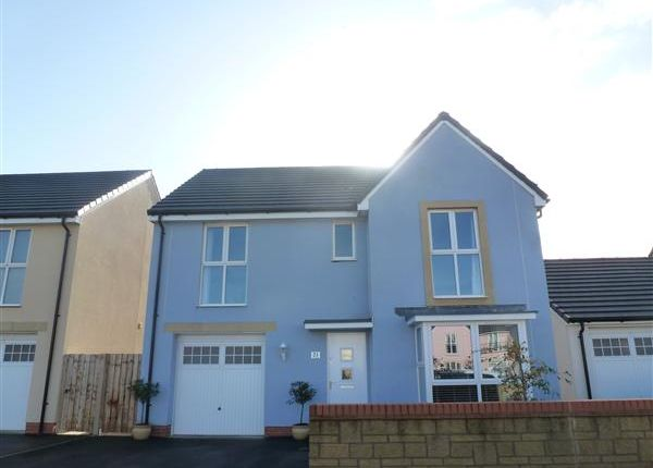 Thumbnail Detached house for sale in Glider Avenue, Haywood Village, Weston-Super-Mare