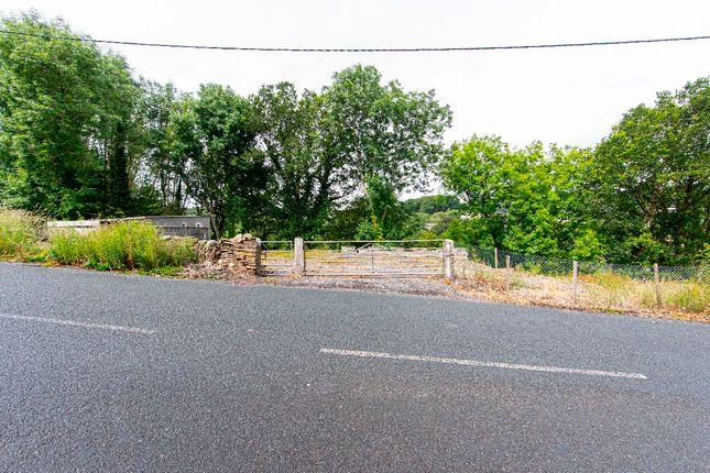 Thumbnail Land for sale in Quakers Yard, Treharris