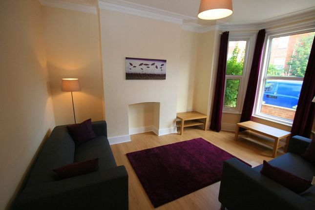 Thumbnail Terraced house to rent in Tennyson Road, Portswood, Southampton