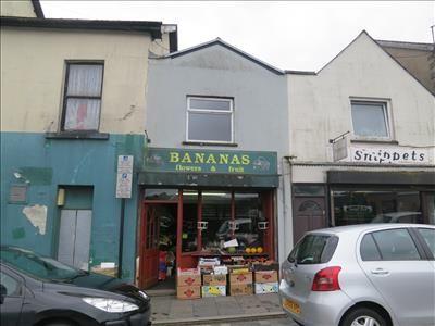Thumbnail Retail premises for sale in Upper High Street, Bargoed
