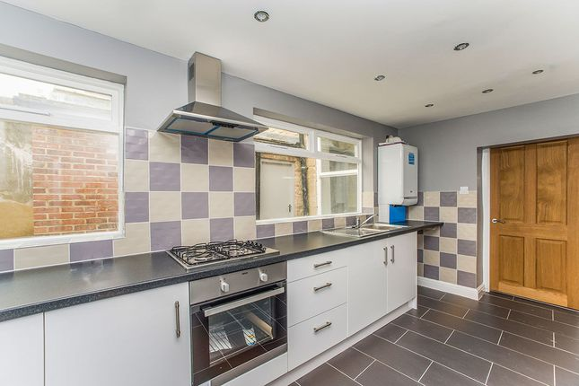 Thumbnail Terraced house for sale in Lancaster Street, Newcastle Upon Tyne