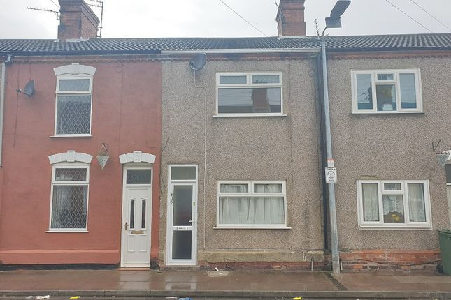 Thumbnail Terraced house to rent in Rutland Street, Grimsby