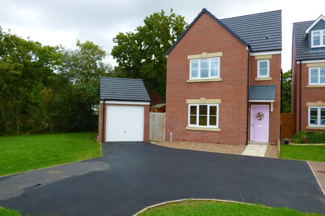 Thumbnail Detached house for sale in Bowfell Lane, Carlisle